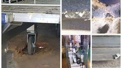 """Pneus lisses, planchers crevés : les """"camions-poubelles"""" du CHU de Toulouse - Service public et sous traitance !   Critique du changement   Scoop.it"""