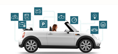 Bringing the Car into the Future, Today - Automatic Blog | Developing Innovation : Prototypes in Transport Systems | Scoop.it
