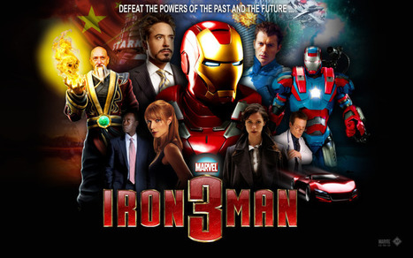 Watch Iron Man 3 Online | watch Movie online free | Scoop.it