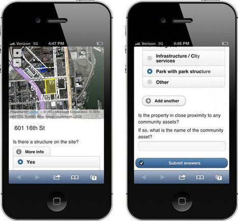 An App For Citizens To Do Their Own Urban Planning | Creative Communities, Open Societies, Smart Cities | Scoop.it