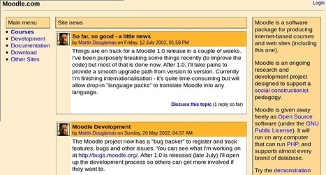 Moodle 2.3.2, 2.2.5 and 2.1.8 are now available | Moodlicious | Scoop.it