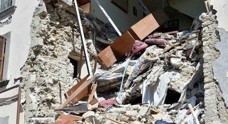 Terremoto: recuperato<br/>l'Archivio storico di Accumoli | G&eacute;n&eacute;al'italie | Scoop.it