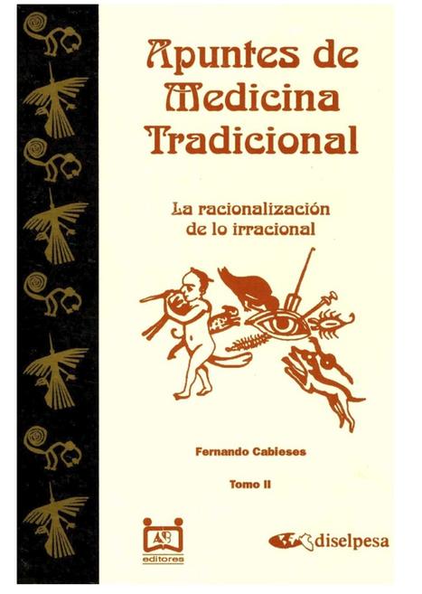 Ebook de Descarga Gratuita: Apuntes sobre Medicina Tradicional de Fernando Cabieses (1993) | Ciencias Sociales | Scoop.it