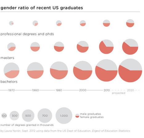 Race and gender in higher education – who gets degrees? » Graphic Sociology | :: The 4th Era :: | Scoop.it