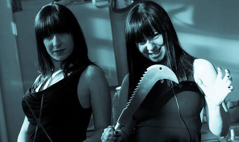 Sinful Interview: Jen and Sylvia Soska Talk See To Evil 2 | Horror Films - 'American Mary' | Scoop.it