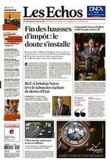 Contrat de travail unique : les DRH sont divisés - Les Échos | ANDRH | Scoop.it