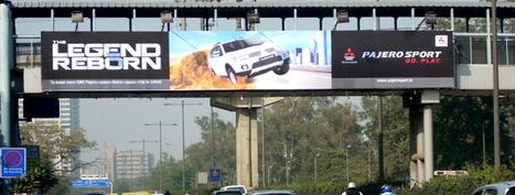 Foot over Bridge Branding in Delhi | Auto Rickshaw Advertisement Agency | Affortable  SEO Packages in Delhi | Scoop.it
