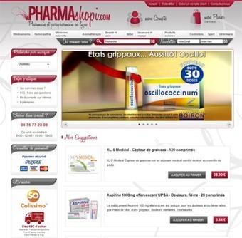 Pharmashopi : nouveau site de vente de médicaments en ligne   Pharmacie OTC   Scoop.it