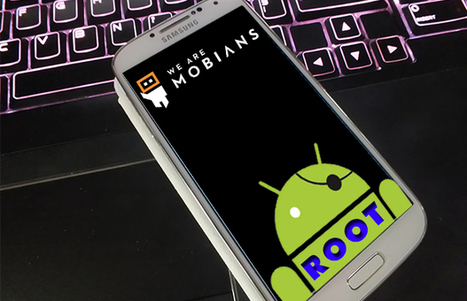 [TUTO] Root Samsung Galaxy S4 i9505 - WeAreMobians | We Are Mobians | Scoop.it