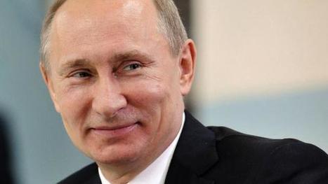 Russie. Poutine bat son record de popularité avec la crise ukrainienne | Saif al Islam | Scoop.it