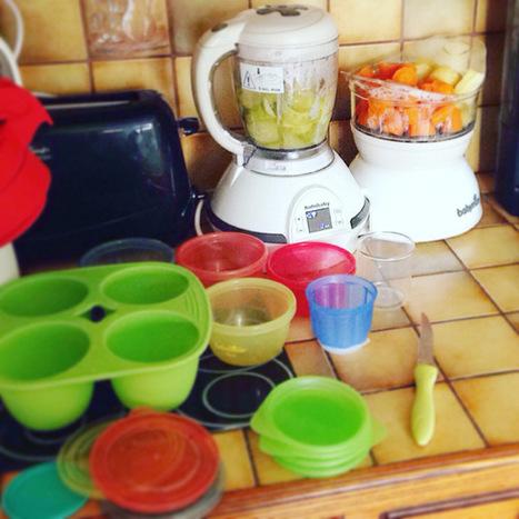 Les débuts de la diversification de ma choupinette … Ça donne quoi ? | Babymoov | Scoop.it