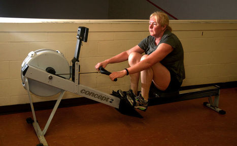 INDOOR ROWING: Kathy Spurr's quest for fitness leads to top world ranking | Indoor Rowing | Scoop.it