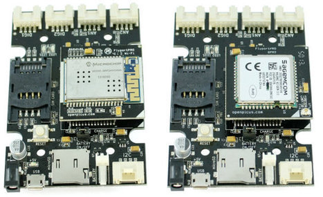 openPicus Introduces Wi-Fi and GPRS IoT Kits Powered by Microchip PIC24 MCU   Embedded Systems News   Scoop.it