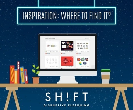How To Find Design Inspiration for eLearning | Upgrade to Moodle 2x @Forth Valley College | Scoop.it