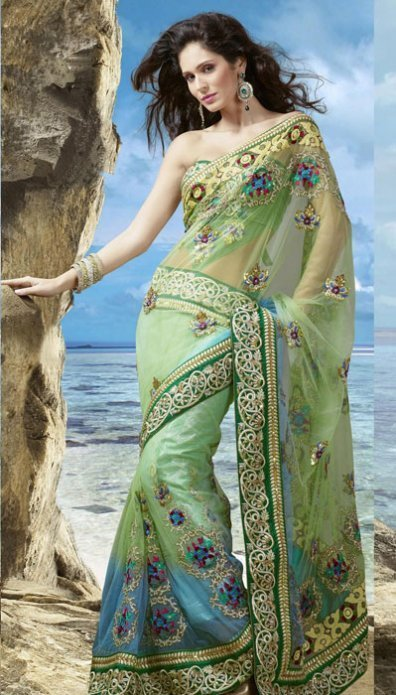 Buy Party Wear Sarees Online and Be the Spotlight | Party Wear Sarees | Scoop.it