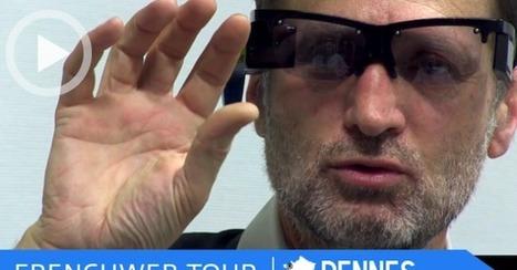 [Frenchweb Tour Rennes] Optinvent, les lunettes connectées Made in France sont bretonnes   Réalité augmentée   Scoop.it