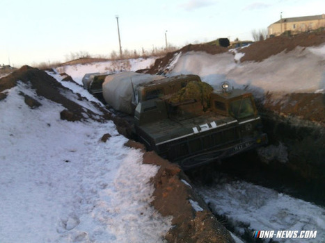 Kiev is moving tanks, rockets and self propelled artillery to the frontline in Lugansk | Global politics | Scoop.it