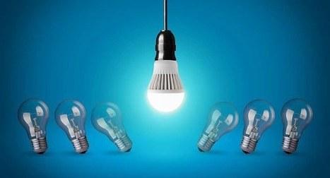 Le Li-Fi, 100 fois plus rapide que le Wi-Fi, débarque dans les entreprises | Intelligence Economique jl | Scoop.it