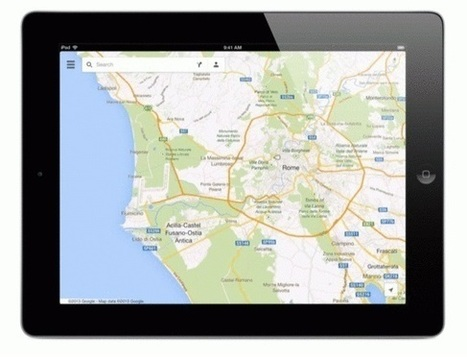 Google Maps Updated: 10 Cool Features | Charge Point | Scoop.it