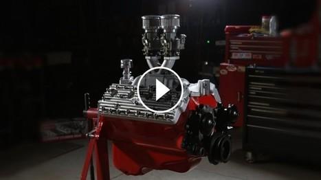 Phenomenal Rebuilt of Ford Flathead V8 Engine Time-Lapse   Miscellaneous Topics   Scoop.it