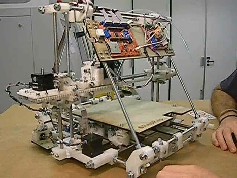 Imprimantes 3D : applications pédagogiques   Fablabs_et_pedagogie   Scoop.it