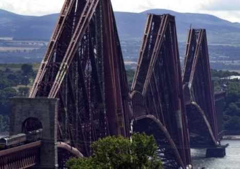 Hopes Forth Bridge heritage status will engineer tourism boost - Transport - Scotsman.com | Today's Edinburgh News | Scoop.it