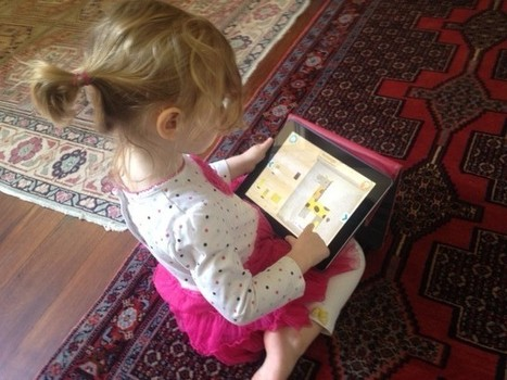 Lets be Sensible About Screen Time With Toddlers | Pobre Gutenberg | Scoop.it