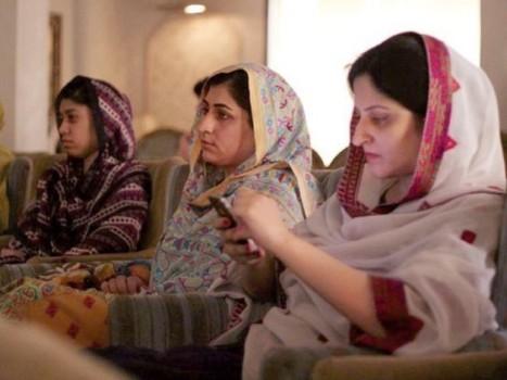 Market penetration: Internet expands horizons for businesswomen - The Express Tribune   Women in Business   Scoop.it