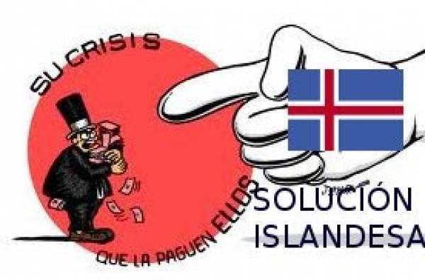 El colapso financiero y la solución islandesa
