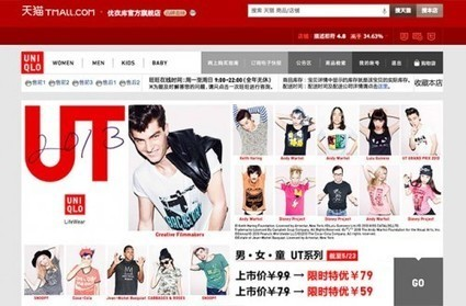 Why Chinese Tmall Works   When Fashion Meets Business   Scoop.it