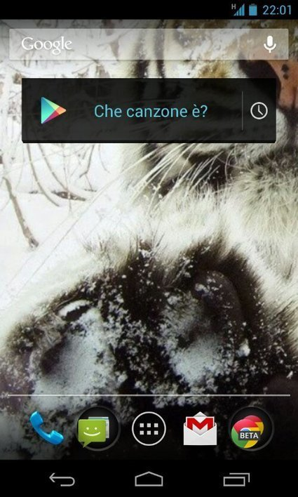 » Google Sound Search arriva in Italia! » Software - AndroidWorld.it | Android News Italia | Scoop.it