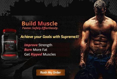SupremeX Muscle | Easy Slim Tea Lose Weight | Scoop.it