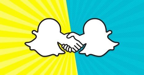 Campagnes D'influenceurs, Snapchat, Médium, Tribe : Vers De Nouveaux Usages Pour Les Entreprises ? | Presse-Citron | Usages et Innovation | Scoop.it