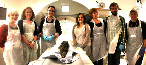 Secrets of Manchester's mummies revealed by a trip to the hospital | Pre-Modern Africa, the Middle East - and Beyond | Scoop.it