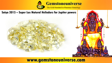 The top 10 Heliodor Benefits | Heliodor Gemstone Metaphysical Properties | Jyotish Gemstones and Planetary Gemology | Scoop.it