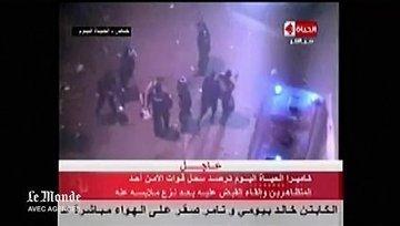Egypte : la vidéo d'un manifestant molesté par la police met le pays en émoi | Le Monde Arabe | Scoop.it