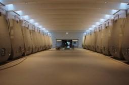 Cheval Blanc : un chai unique pour des vins d'exception (1/3)   Epicure : Vins, gastronomie et belles choses   Scoop.it