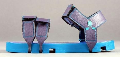 Une paire de sandales qui s'ajustent selon la croissance de l'enfant | Vous avez dit Innovation ? | Scoop.it