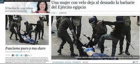 #MuyDelicado… 9 fotos que han sido manipuladas respecto a las manifestaciones en Venezuela - Planetaurbe | País...Venezuela | Scoop.it