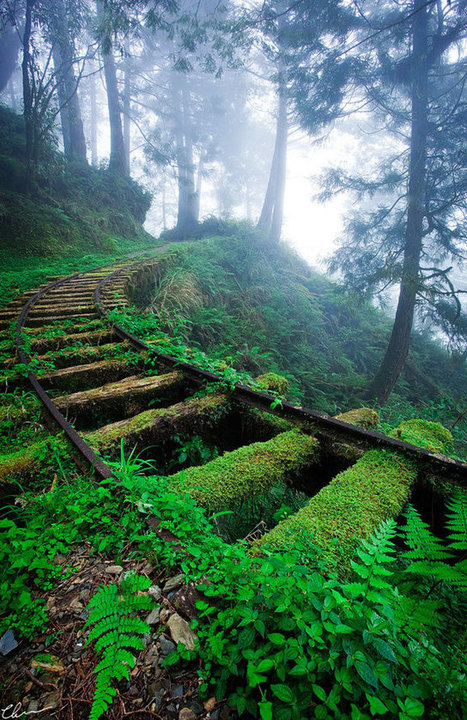 33 more breathtaking and incredible photos of abandoned places | All about planet | Scoop.it