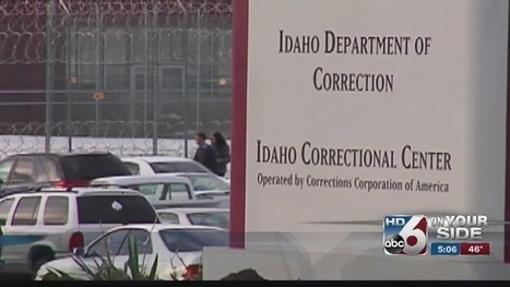 Idaho prisons get overhauled by new director | Criminology and Economic Theory | Scoop.it