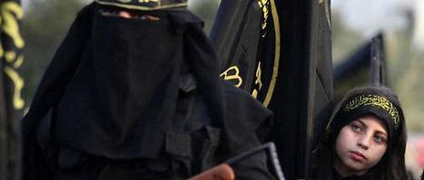 Le djihad au féminin | LabEx TEPSIS : dossier des articles de presse publiés par les membres du LabEx Tepsis sur l'actualité politique, économique et sociale des pays et régions du monde | Scoop.it