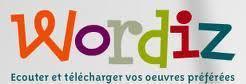 Wordiz - Écoutez et téléchargez vos auteurs préférés | Remue-méninges FLE | Scoop.it