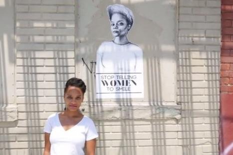 «Arrêtez de dire aux femmes de sourire»: une artiste de Brooklyn s'attaque au harcèlement de rue | Rouge&Small on the web again | Scoop.it