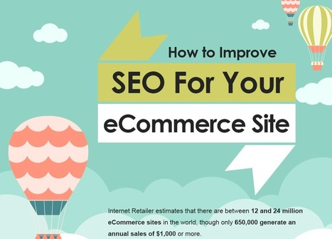 How to Improve SEO for Your eCommerce Site - Visual Contenting | Visual Marketing & Social Media | Scoop.it