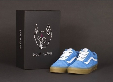 THING: Vans Syndicate x Odd Future | Streething | FASHION | Scoop.it