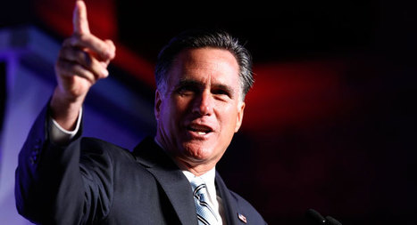 Romney RIP — not so fast - Glenn Thrush and Byron Tau | Current Events, Political & This & That | Scoop.it