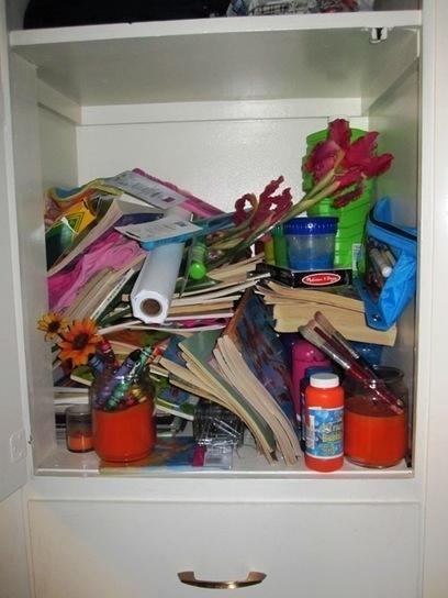 Organizing a kids messy closet | Home & Office Organization | Scoop.it