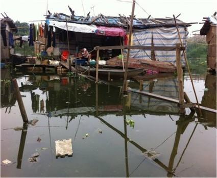 School on the boat : une initiative durable de volontaires à Hanoi | Efficacite energetique - Responsabilite Societale | Scoop.it