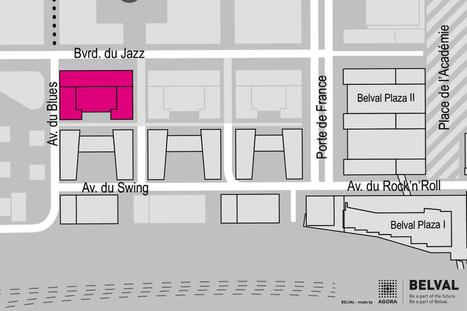 La résidence du Jazz ouvrira ses portes avec de l'avance   Belval   Scoop.it